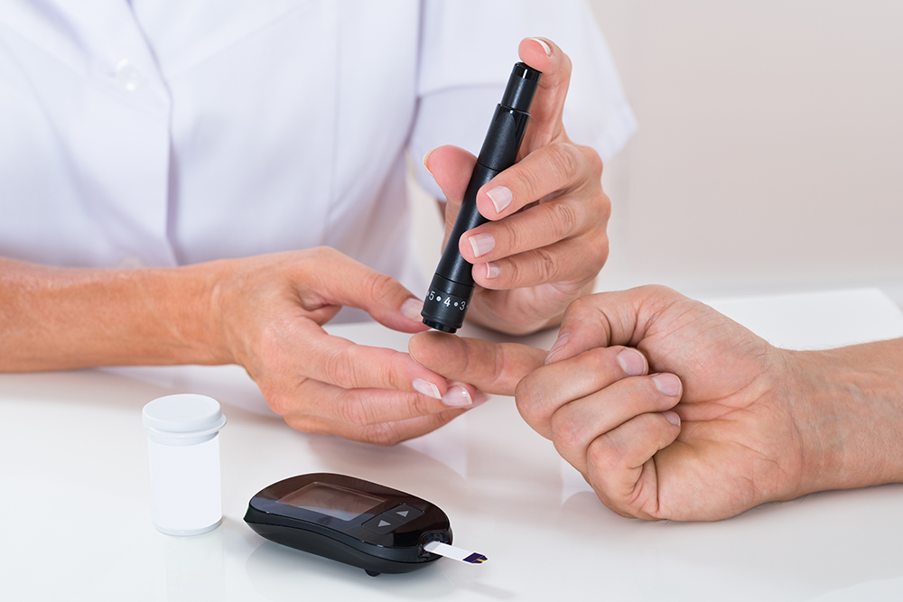 Symptoms and causes for Diabetes