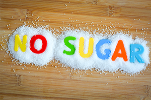 Get sugar out of your diet